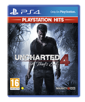 Igra za PS4, UNCHARTED 4: A THIEFS END - PLAYSTATION HITS