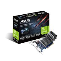 Grafična kartica PCI-E ASUS GeForce GT 710 2GB Silent, 710-2-SL, low profile, VGA, DVI, HDMI
