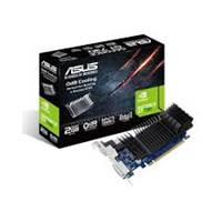 Grafična kartica PCI-E ASUS Geforce GT 730 2GB, Silent Low Profile, GT730-SL-2GD5-BRK, VGA, DVI, HDMI