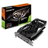 Grafična kartica PCI-E GIGABYTE GeForce GTX1650 WINDFORCE OC 4GB, GV-N1650WF2OC-4GD, HDMI, DP