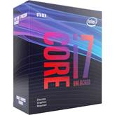 Procesor INTEL i7-9700KF, s. 1151, 3.6/4.9 GHz, 12MB cache, 8-Core/8-Thread