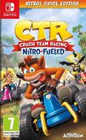 Igra za NS, CRASH TEAM RACING NITRO - FUELED - NITROS OXIDE EDITION