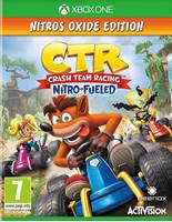 Igra za XONE, CRASH TEAM RACING NITRO - FUELED - NITROS OXIDE EDITION