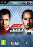 Igra za PC, F1 2019 - ANNIVERSARY EDITION