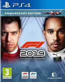 Igra za PS4, F1 2019 - ANNIVERSARY EDITION