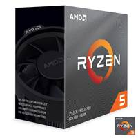 Procesor AMD Ryzen 5 3600, s. AM4, 3.6/4.2 GHz, 32MB cache, 6-Core/12-Thread, Wraith Stealth Hladilnik