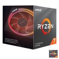 Procesor AMD Ryzen 7 3700X, s.AM4, 3.6/4.4 GHz, 36MB cache, 8-Core/16-Thread, Wraith Prism RGB LED Hladilnikom