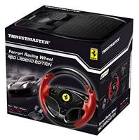Volan za PS3/ PC THRUSTMASTER  Ferrari Legend, rdeč