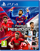 Igra za PS4, eFOOTBALL PES 2020