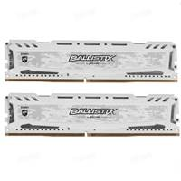 Pomnilnik PC-25600, 16GB, CRUCIAL BX Sport LT White, BLS2K8G4D32AESCK, DDR4 3200MHz, kit 2x 8GB, CL16