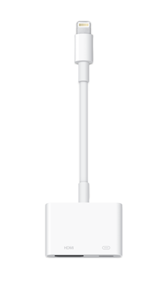 Adapter APPLE - Lightning Digital AV Adapter