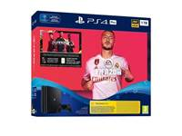 Igralna konzola SONY PlayStation 4 PRO, 1TB set + FIFA 20