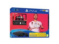 Igralna konzola SONY PlayStation 4, 1TB set + dodatni PS4 DS kontroler + Igra FIFA 20