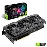 Grafična kartica PCI-E ASUS GeForce RTX 2080 SUPER ROG STRIX OC 8GB GDDR6, HDMI, DP, USB-C