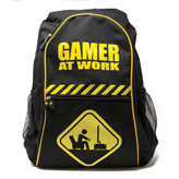 Nahrbtnik PYRAMID Gamer at work backpack, črna