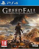 Igra za PS4, GREEDFALL