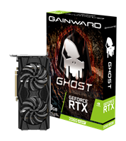 Grafična kartica PCI-E GAINWARD GeForce RTX 2060 Super Ghost, 8GB GDDR6, HDMI, DP