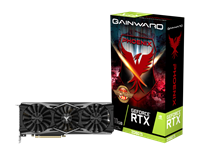 Grafična kartica PCI-E GAINWARD GeForce RTX 2080Ti Phoenix GS, 11GB GDDR6, HDMI, DP