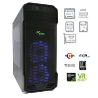 Računalnik PCPLUS Gamer / AMD Ryzen 5 3600 (3.6/4.2 GHz), 16GB, 250GB NVMe M.2 SSD + 1TB HDD, GeForce GTX 1660 6GB
