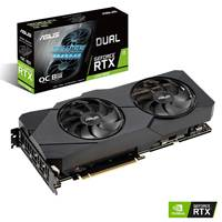 Grafična kartica PCI-E ASUS GeForce RTX 2080 SUPER DUAL EVO OC 8GB GDDR6, HDMI, DP