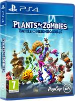 Igra za PS4, PLANTS vs. ZOMBIES - BATTLE FOR NEIGHBORVILLE