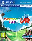 Igra za PS4, EVERYBODY'S GOLF VR