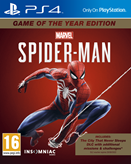 Igra za PS4, MARVEL'S SPIDERMAN - GAME OF THE YEAR EDITION