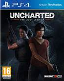 Igra za PS4, UNCHARTED THE LOST LEGACY