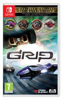 Igra za NS, GRIP: COMBAT RACING - ROLLERS VS AIRBLADES ULTIMATE EDITION