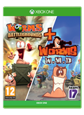 Igra za XONE, WORMS BATTLEGROUNDS + WORMS WMD DOUBLE PACK