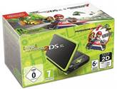 Igralna konzola NINTENDO New 2SD XL Black & Lime Green + Mario Kart