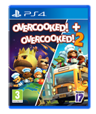 Igra za PS4, OVERCOOKED + OVERCOOKED 2 DOUBLE PACK
