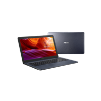 "Prenosnik ASUS X543UB-DM1064T / N4417U (2,3GHz), 4GB, 256GB SSD, 15,6"" FHD, GeForce MX110 2GB, Windows 10, siva"