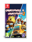 Igra za NS, OVERCOOKED + OVERCOOKED 2 DOUBLE PACK
