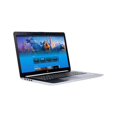 "Prenosnik HP 17-ca1016nm / R3-3200U (2,6GHz), 8GB, 256GB SSD NVMe, 17,3"" HD+, Windows 10, srebrna"