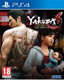 Igra za PS4, YAKUZA 6: THE SONG OF LIFE