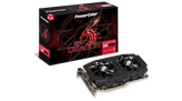 Grafična kartica PCI-E POWERCOLOR Radeon RX 580 Red Dragon, 8GB GDDR5