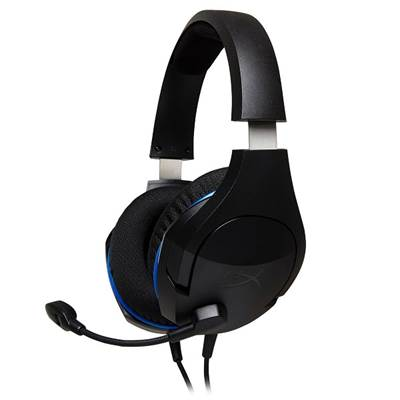 Slušalke HyperX Cloud Stinger Core Gaming za PC/PS4/XBOX, HX-HSCSC-BK, črne