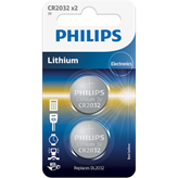 Baterija PHILIPS CR2032
