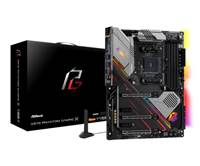 Osnovna plošča ASROCK X570 Phantom Gaming X, AMD X570, DDR4, ATX, s. AM4