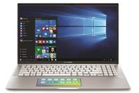 Prenosnik ASUS VivoBook S15 S532FL-BQ072T /  i7-8565U (1,8GHz), 8GB, 512GB SSD NVMe, GeForce MX 250 2GB, 15,6 FHD, Windows 10, srebrna