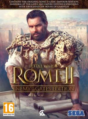 Igra za PC, TOTAL WAR: ROME 2 - ENEMY AT THE GATES EDITION