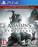 "Igra za PS4, ASSASSIN""S CREED III REMASTERED + LIBERATION REMASTERED"