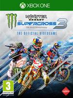 Igra za XONE, MONSTER ENERGY SUPERCROSS - OFFICIAL VIDEOGAME 3