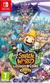 Igra za NS, SWITCH SNACK WORLD: THE DUNGEON CRAWL - GOLD