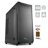 Računalnik, PC PLUS MAGIC / R5 3400G(3,7/4,2 GHz), 8GB 256GB SSD +  1TB HDD, W10