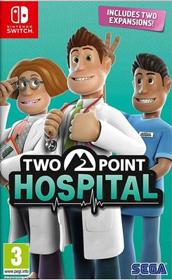 Igra za NS, TWO POINT HOSPITAL