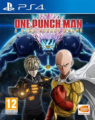 Igra za PS4, ONE PUNCH MAN: A HERO NOBODY KNOWS