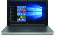"prenosnik HP 15-da2040nm / i3-10110U (2.1GHz), 8GB, 256GB SSD NVMe, 15,6"" FHD, Windows 10, siva"