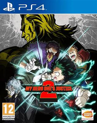 Igra za PS4, MY HERO ONE'S JUSTICE 2